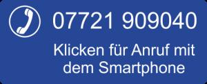 Telefon 07721 909040